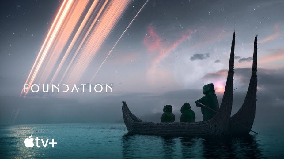 "Apple TV+ prezentuje teaser serialu ""Foundation"" na podstawie serii Isaaca Asimova"