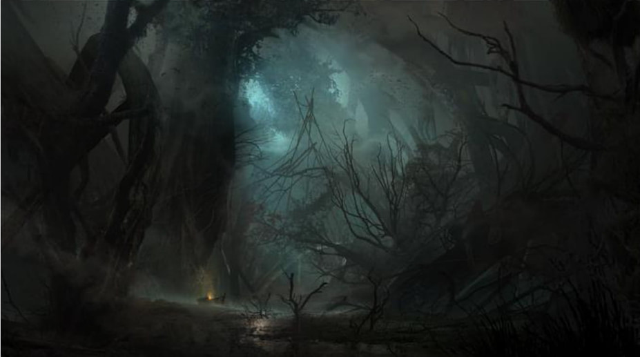 Nightfell dark fantasy RPG