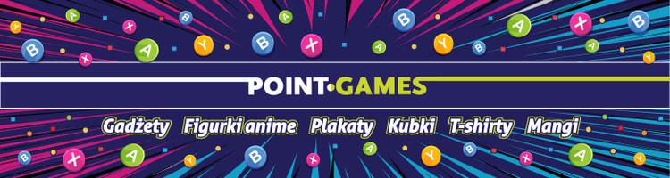 Point Games - sklep z gadżetami dla geeków, koszulki, kubki, figurki