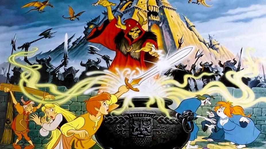 """""""The Black Cauldron"""" – Disney może planować remake"""