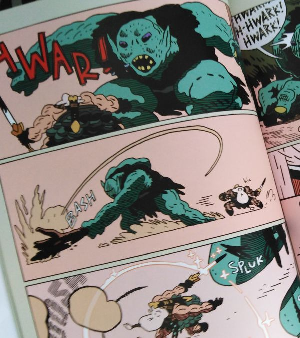 Head Lopper tom 3 recenzja