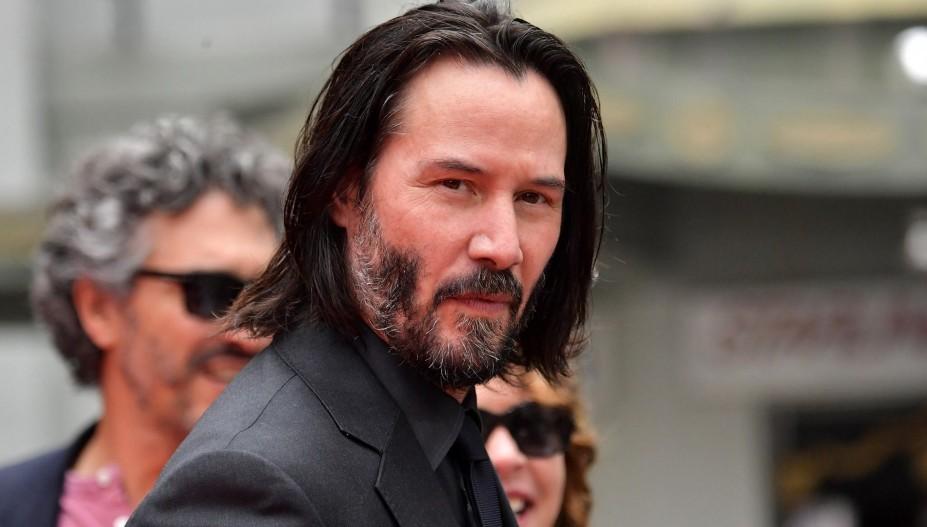 Keanu Reeves zapowiedział komiksowy debiut