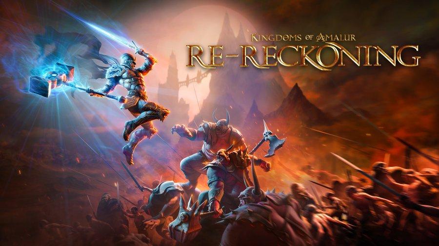 """Kingdoms of Amalur: Re-Reckoning"" zapowiedziane"