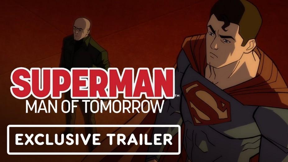 """""""Superman: Man of Tomorrow"""" – pierwszy zwiastun nowej animacji DC"""