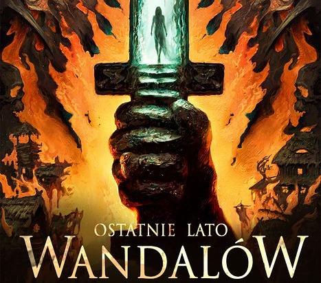 """Już za tydzień wielka premiera książki """"Ostatnie Lato Wandalów""""."""