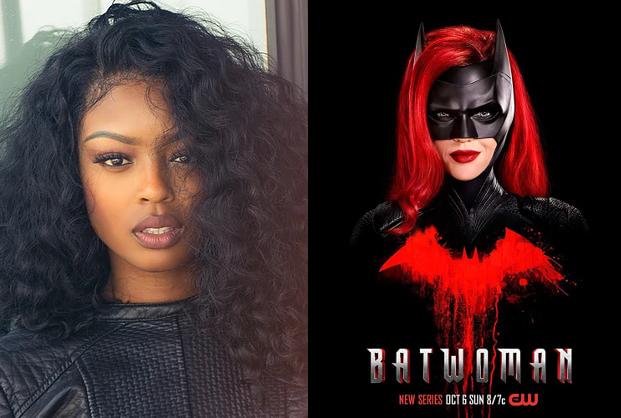 Javicia Leslie została obsadzona w roli nowej Batwoman!