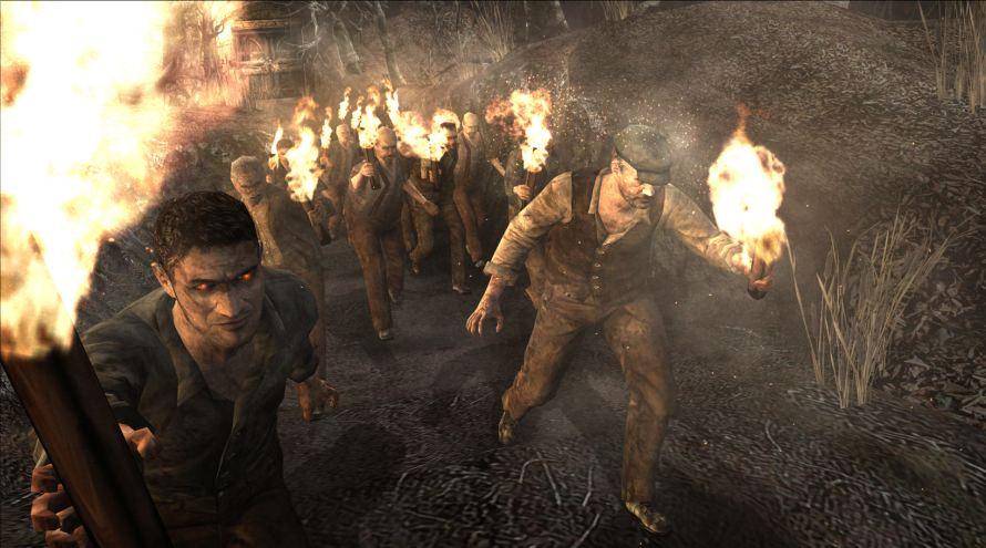Resident Evil 4 Village
