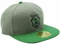 harry-potter-snapback-cap-grey-green-sly