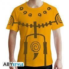 naruto-shippuden-t-shirt-chakra-mode-xl