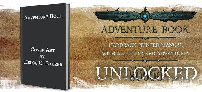 nightfell RPG Adventure book