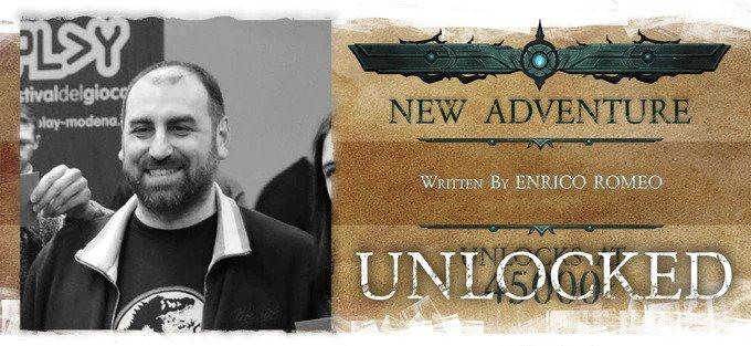 nightfell RPG Enrico Romeo new Adventure