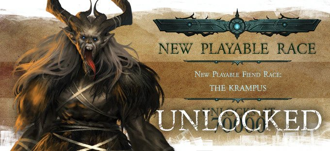 nightfell RPG the Krampus