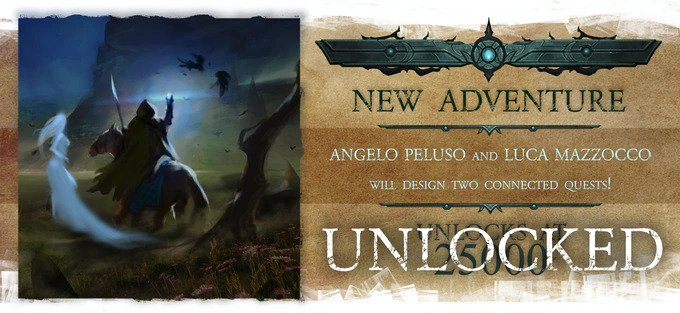 nightfell RPG Angelo Peluso and Luca Mazzocco new Adventure