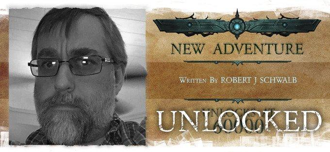 nightfell RPG Robert J. Schwalb new Adventure