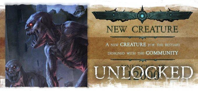 nightfell RPG new creature