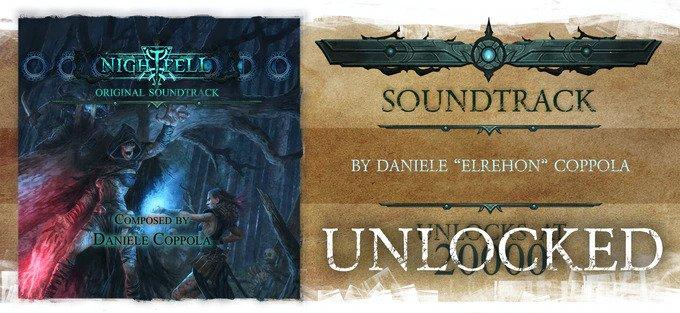 nightfell RPG soundtrack
