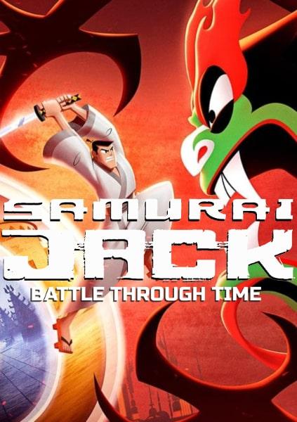 Okładka gry Samurai Jack battle through time