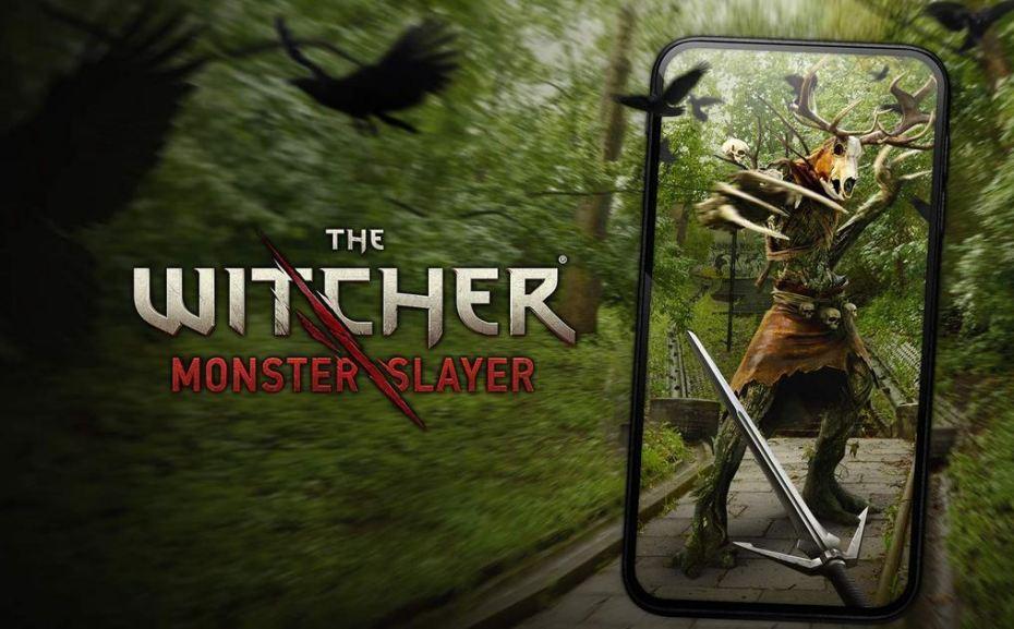 """""""The Witcher: Monster Slayer"""" – Geralt ponownie zaatakuje urządzenia mobilne"""
