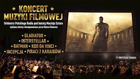 Koncert Muzyki Filmowej poświęcony twórczości Hansa Zimmera.