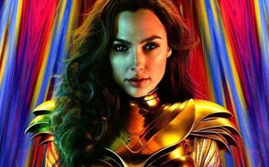 "DC Fandome: nowy zwiastun ""Wonder Woman 1984″"