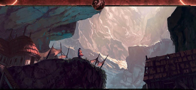 Diamond Throne RPG – Diamentowy Tron