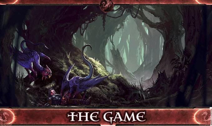 Diamond Throne RPG the game – Diamentowy tron