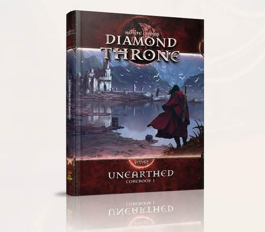 Diamond Throne Unearthed corebook 1