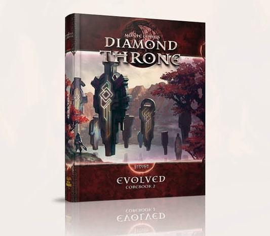 Diamond Throne Unearthed corebook 2
