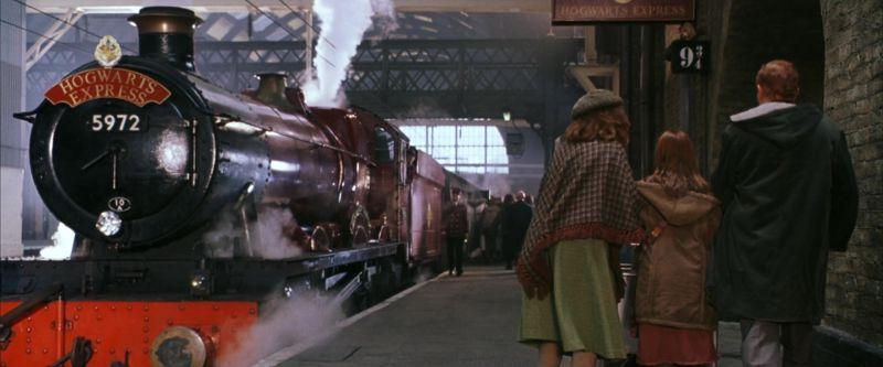 Potter-platform-9-3 / 4