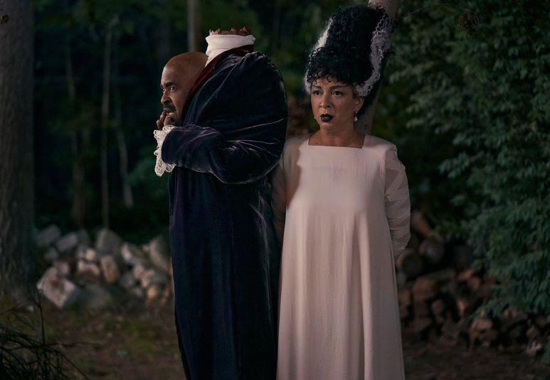 """Netflix udostępnił pierwsze zdjęcia """"Hubie ratuje Halloween"""""""