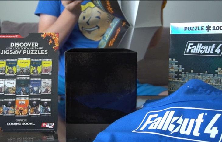 "Unboxing puzzli ""Fallout 4"" 1000 elementów marki Good Loot"