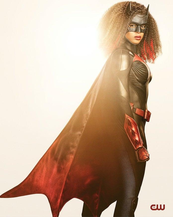 Batwoman nowy kostium 2
