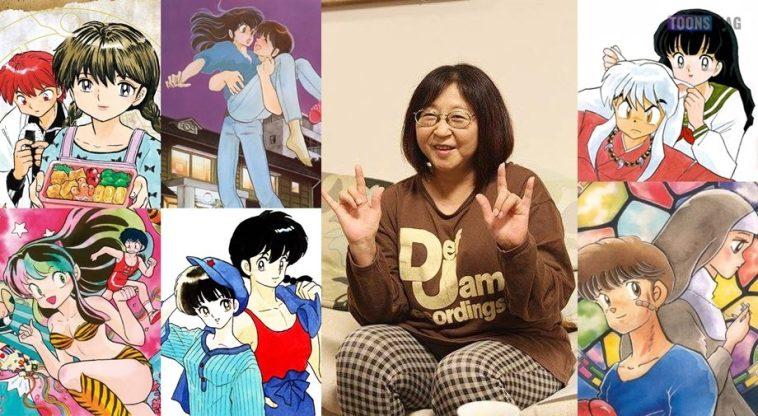 63 urodziny Rumiko Takahashi