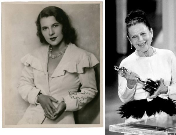 """Kto zrobił """"Dziecko Rosemary"""", czyli urodziny Ruth Gordon"""