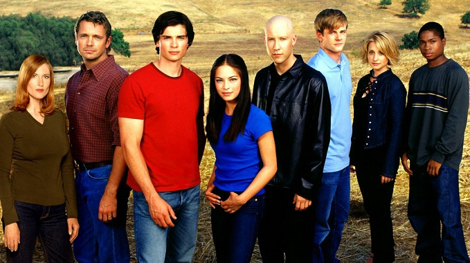 Tajemnice Smallville – rocznica premiery pierwszego odcinka