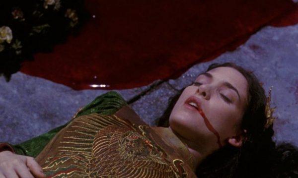 Jak zostać żoną Draculi, czyli urodziny Winony Ryder