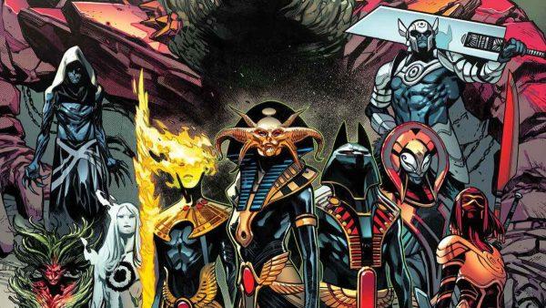 """Marvel ujawnia imiona złoczyńców w """"X of Swords"""""""