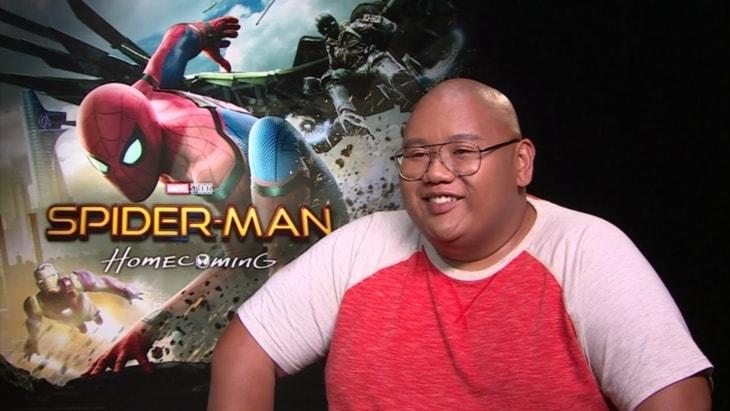 "Jacob Batalon, ""Spider-Man: Homecoming"""