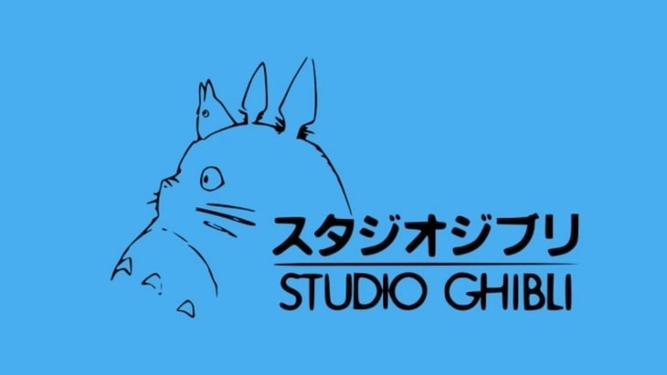 Logo Studia Ghibli