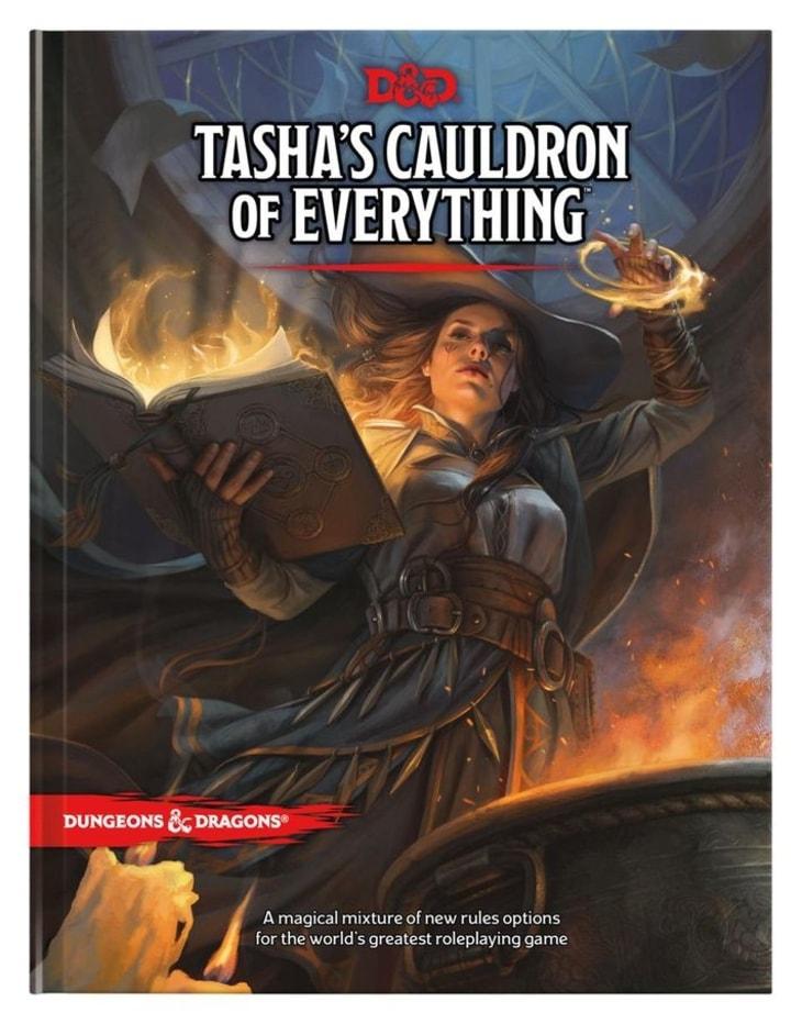 """Tasha's Cauldron Of Everything"", dodatek do Dungeons & Dragons"