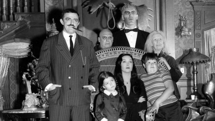 """Kadr z serialu """"Rodzina Addamsów"""""""