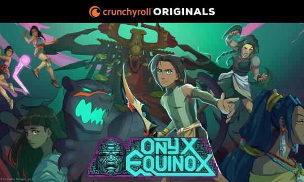 """Krwawy trailer """"Onyx Equinox"""""""