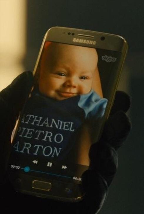 """Avengers: Czas Ultrona"", Nathaniel Pietro Barton"