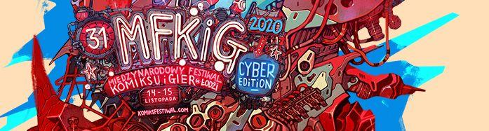 Egmont na 31. Międzynarodowym Festiwalu Komiksu i Gier – Cyber Edition