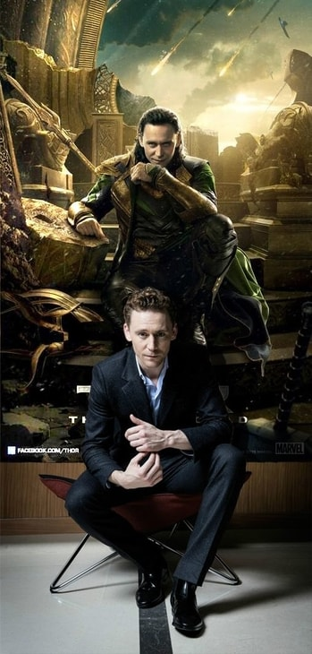 Tom Hiddleston jako Loki, MCU