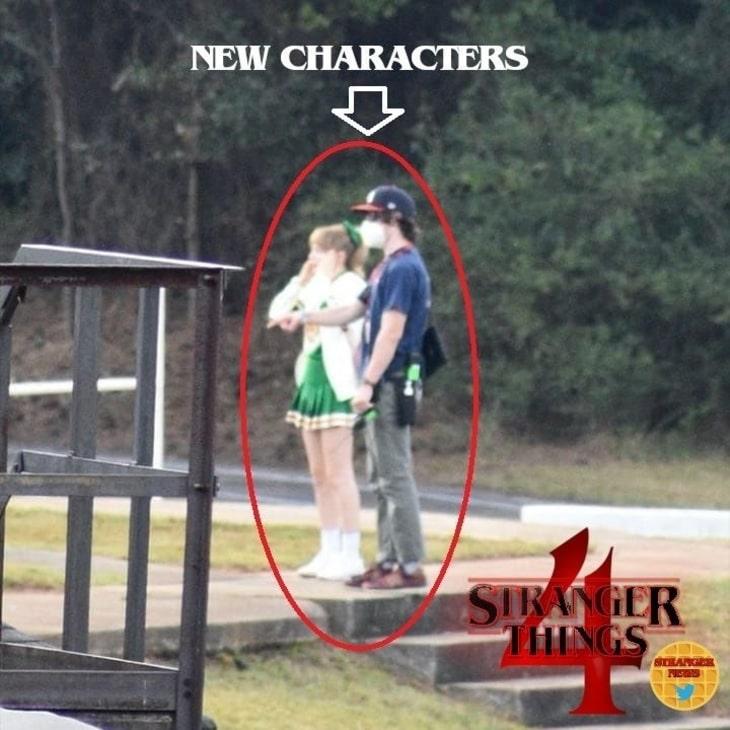"Finn Wolfhard na planie ""Stranger Things 4"", nowe postaci"