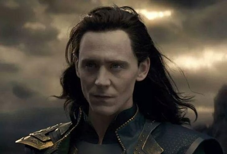 """Thor the Dark World"", Loki"