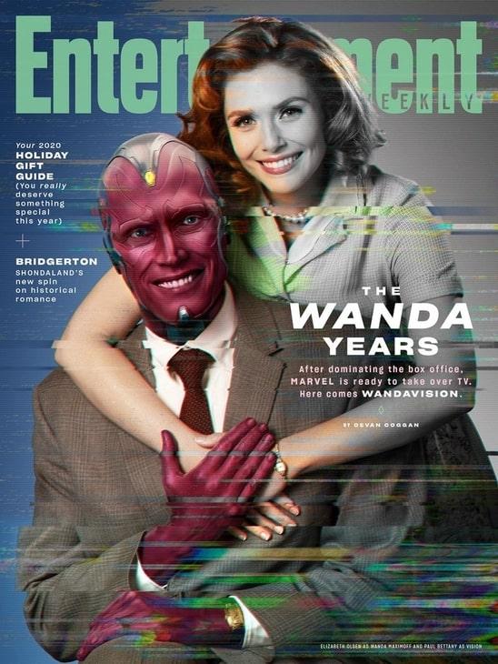 """WandaVision"", Entertainment Weekly"