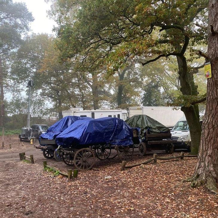 Wiedźmin 2, Frensham Little Pond