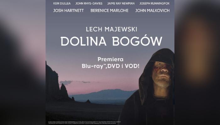 """""""Dolina Bogów"""" reżyserii Lecha Majewskiego na Blu-ray oraz DVD!"""